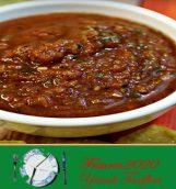 Meksika'dan Puchaco Salsa Sosu Tarifi