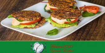 Vegan Yaşayanlara Özel Burger Köftesi Tarifi