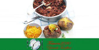 Hindili Acılı Biberli Patates Tarifi