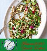 Salsa soslu Tavuk Salatası Tarifi
